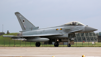 ZJ942 - Eurofighter Typhoon FGR.4 - United Kingdom - Royal Air Force (RAF)