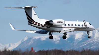 N428KS - Gulfstream G-IV - Private