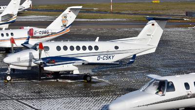 D-CSKY - Beechcraft B300 King Air 350 - Fly Alpha