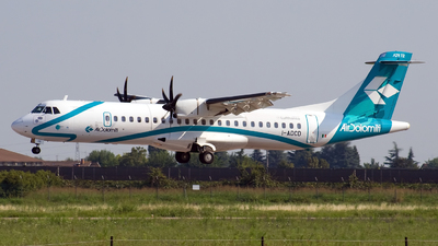 I-ADCD - ATR 72-212A(500) - Air Dolomiti