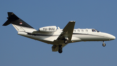 YU-BUU - Cessna 525A CitationJet 2 Plus - Private