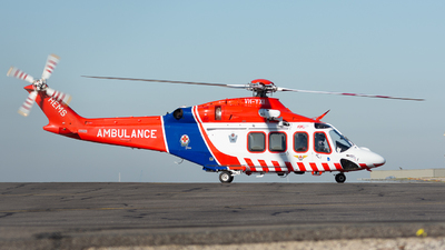 VH-YXI - Agusta-Westland AW-139 - Air Ambulance Victoria