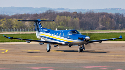 D-FABS - Pilatus PC-12/47E - Private