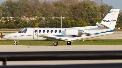 N560RP - Cessna 560 Citation V - Private