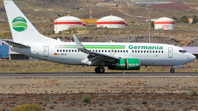 D-ABLB - Boeing 737-76J - Germania