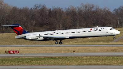 N969DL - McDonnell Douglas MD-88 - Delta Air Lines