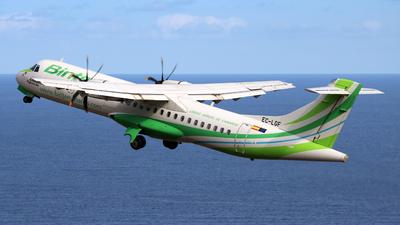 A picture of ECLGF - ATR 72500 - Binter Canarias - © Rui Sousa - Madeira Spotters