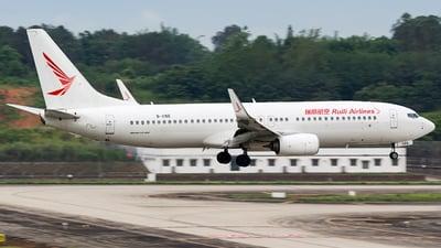 B-1186 - Boeing 737-8ME - Ruili Airlines