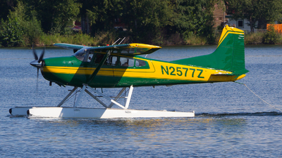 N2577Z - Cessna 185B Skywagon - Private
