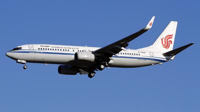 A picture of B5680 - Boeing 73789L -  - © wangpaul