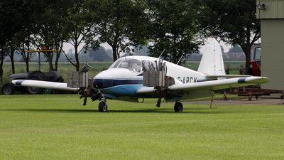 A picture of GARCW - Piper PA23 Apache - [23796] - © Graham Perkin