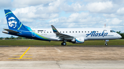 PR-EZK - Embraer 170-200LR - Alaska Airlines (Horizon Air)