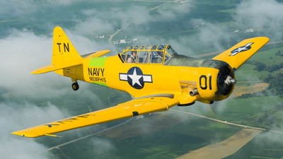 N66WP - North American AT-6G Texan - Private