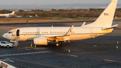 02-0201 - Boeing C-40C - United States - US Air Force (USAF)