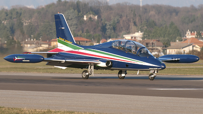 MM55058 - Aermacchi MB-339PAN - Italy - Air Force
