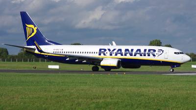 EI-EKZ - Boeing 737-8AS - Ryanair
