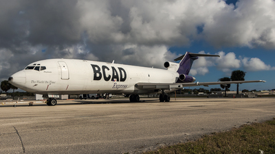 N235FE - Boeing 727-247(Adv)(F) - United States - BCAD - Broward County Aviation Department