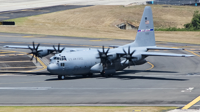 92-0553 - Lockheed C-130H Hercules - United States - US Air Force (USAF)