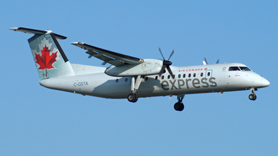 C-GSTA - Bombardier Dash 8-301 - Air Canada Express (Jazz Aviation)