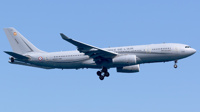 041 - Airbus A330-243(MRTT) - France - Air Force