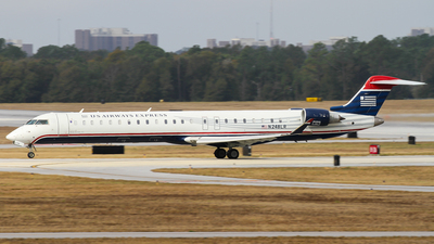 N248LR - Bombardier CRJ-900LR - US Airways Express (Mesa Airlines)