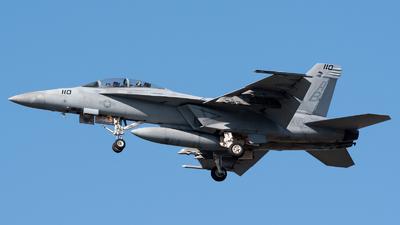 168888 - Boeing F/A-18F Super Hornet - United States - US Navy (USN)