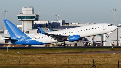 G-JZBE - Boeing 737-8MG - Jet2.com