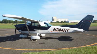 N244RT - Cessna 172M Skyhawk - Private