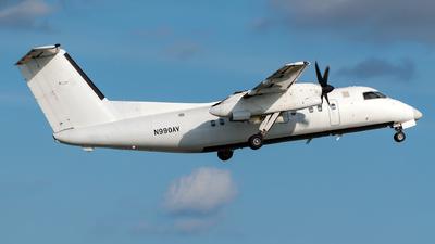 A picture of N990AV - De Havilland Canada Dash 8100 - [099] - © Jonathan Mifsud