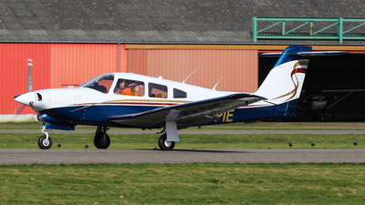 PH-PIE - Piper PA-28RT-201T Turbo Arrow IV - Private