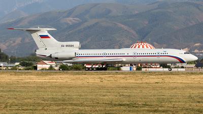 A picture of RA85594 - Tupolev Tu154B2 -  - © Vyacheslav Firsov