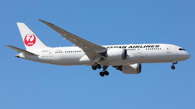 JA842J - Boeing 787-8 Dreamliner - Japan Airlines (JAL)