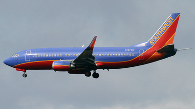 N357SW - Boeing 737-3H4 - Southwest Airlines