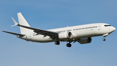 N1782B - Boeing 737-8 MAX BBJ - Boeing Company