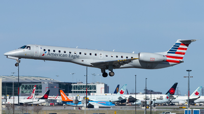 N612AE - Embraer ERJ-145LR - American Eagle (Trans States Airlines)