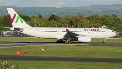 EC-MNY - Airbus A330-243 - Wamos Air