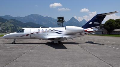 M-OBIL - Cessna 525 Citation CJ4 - Private