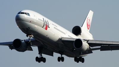 JA8531 - McDonnell Douglas DC-10-40 - Japan Airlines (JAL)