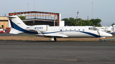 N717FF - Bombardier Learjet 60 - Private