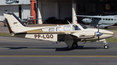 PP-LGO - Beechcraft 58P Baron - Private