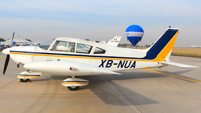 XB-NUA - Piper PA-28-235 Cherokee - Private