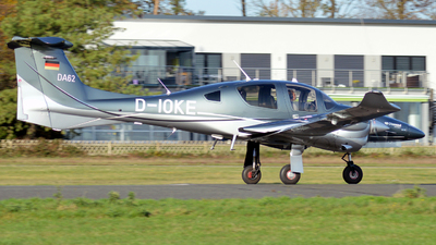 D-IOKE - Diamond Aircraft DA-62 - Private