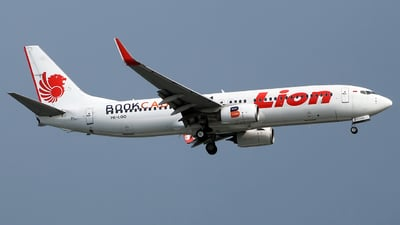 A picture of PKLOO - Boeing 7378GP - Lion Air - © Angga PR