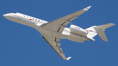 N143MW - Bombardier BD-700-1A10 Global Express - Private