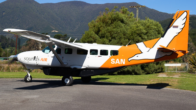 ZK-SAN - Cessna 208B Grand Caravan - Sounds Air