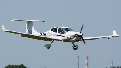SP-NKK - Diamond DA-40NG Diamond Star - Private