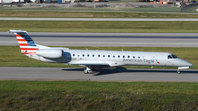 A picture of N615AE - Embraer ERJ145LR - American Airlines - © DJ Reed - OPShots Photo Team