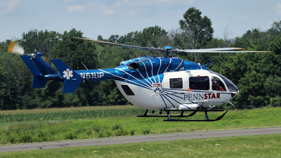 N61UP - Eurocopter BK117C-2 - PennStar Flight