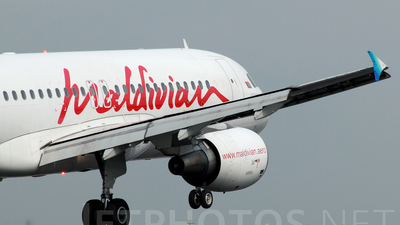 8Q-IAN - Airbus A320-214 - Maldivian (Island Aviation Services)