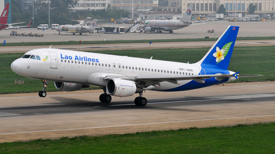 RDPL-34199 - Airbus A320-214 - Lao Airlines